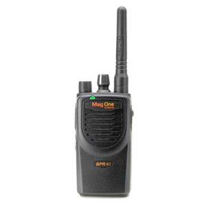BPR40-Portable=analogo-two-way radio Motorola