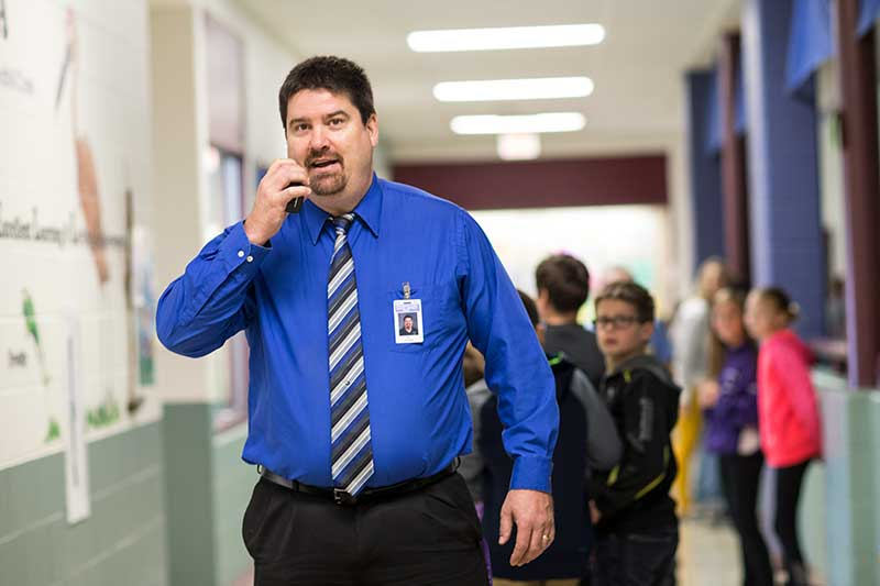 two-way radios for education