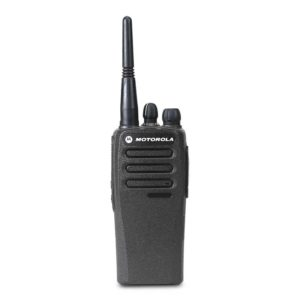 MOTOTRBO CP200D portable digital two way radio