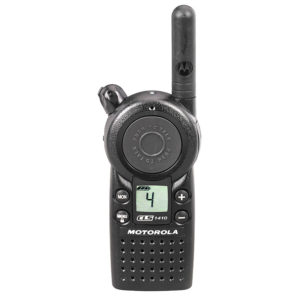 Motorola CLS-1410-two-way-radio