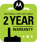 motorola two year warranty