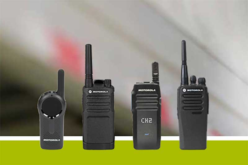 Motorola Commecial Business two way radio accesories