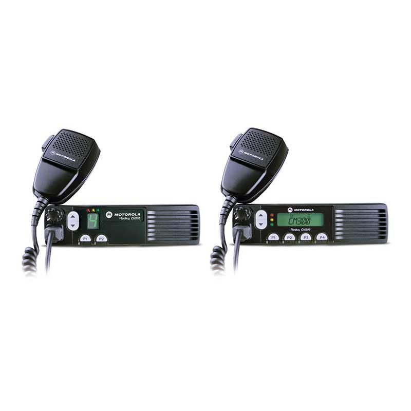 CM200-CM300 Mobile Radios